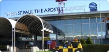 Ohrid St. Paul The Apostle Havalimanı